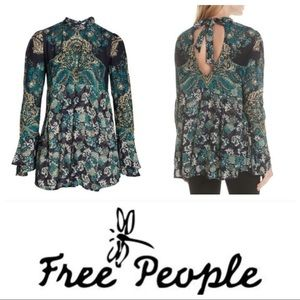 Free People Tops - 🖤Free People Lady Luck Tunic🖤
